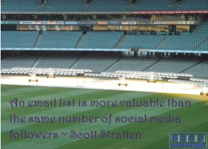 email vs social media followers - which gives best results