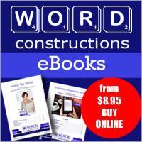 eBooks by Word Constructions to help your business writing