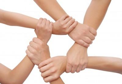 many hands make light work